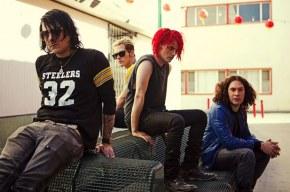 My Chemical Romance - История группы, биография, фотографии