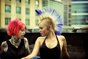 Панки - Субкультура, картинки, фото, история