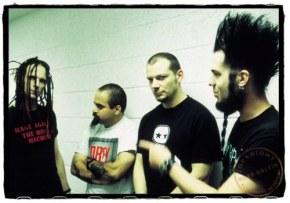 Static-X - История группы, биография, фотографии