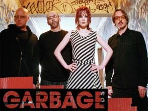 Группа Garbage возвращается на сцену