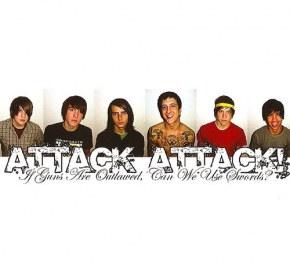 Attack Attack! - История группы, биография, фотографии и картинки