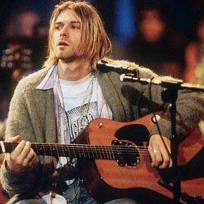 Альбом Nirvana - Nevermind в ТОПе Английских чартов