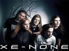 Группа Xe-NONE - История \ Биография \ Фотографии \ Картинки