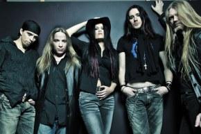 Группа Nightwish - Биография  История и Фотографии