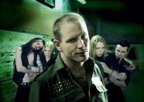 Кори Тейлор История и биография вокалиста Slipknot