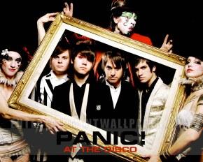 Panic! at the Disco - История и биография группы + Фотографии