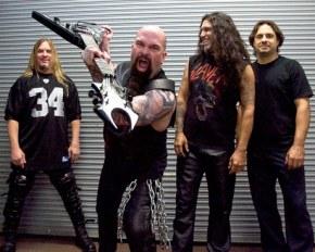 Slayer приступают к записи нового альбома