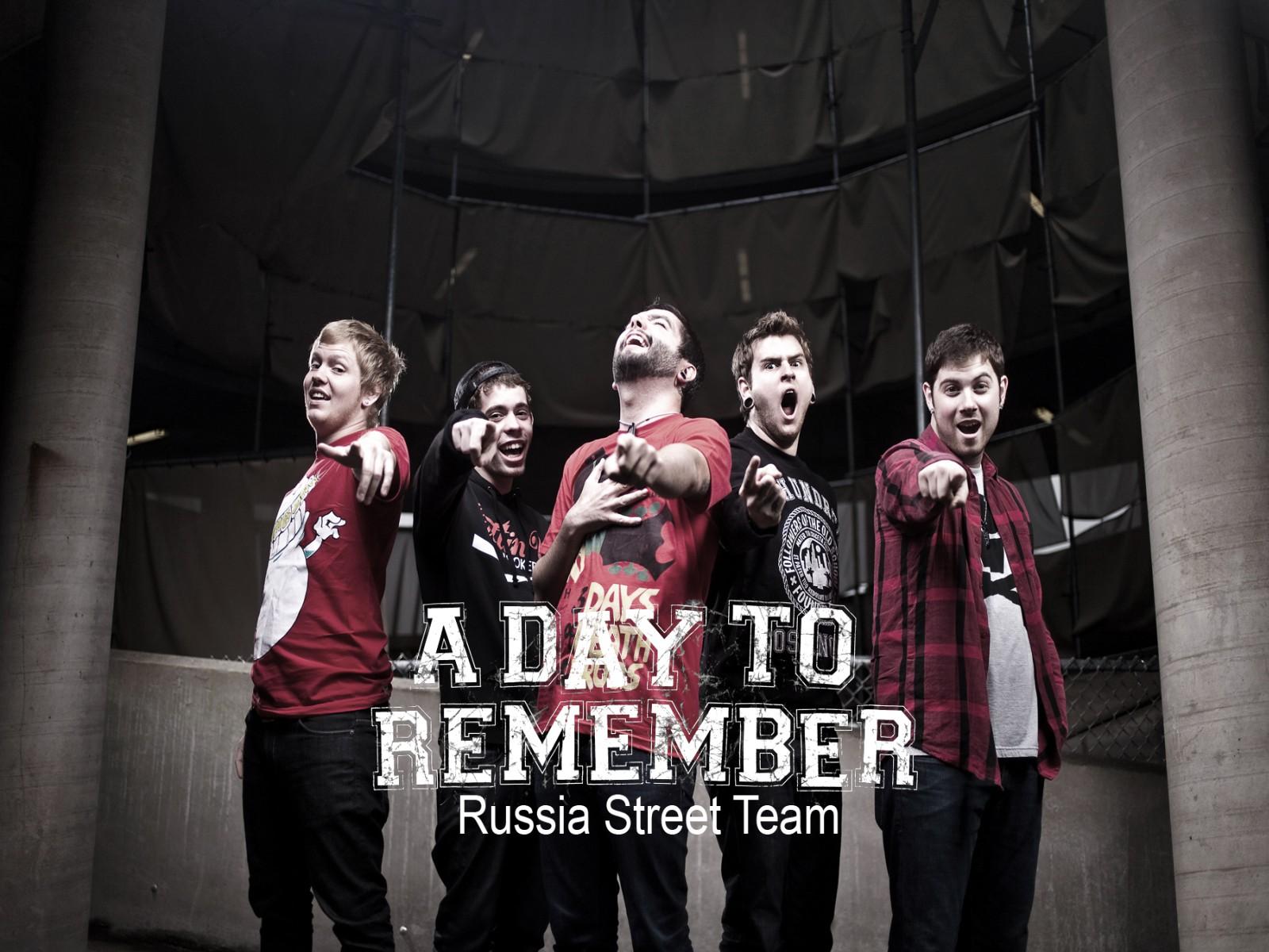 A Day to Remember - Обои и фоны группы для рабочего стола ...
