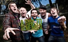 A Day to Remember - Обои и фоны группы для рабочего стола