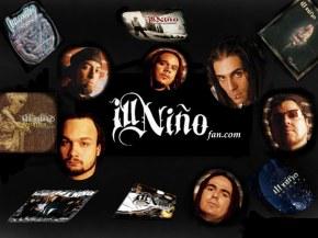 Ill Nino - Фоны и обои группы