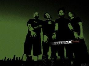 Static-X - Фоны и обои группы