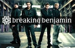 Breaking Benjamin - История группы, биография, фото