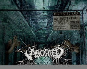 Aborted - Фоны и Обои группы