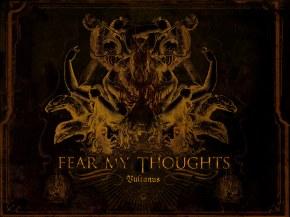 Fear My Thoughts - Обои и Фоны группы