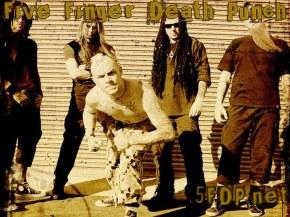Five Finger Death Punch - Фоны и Обои группы