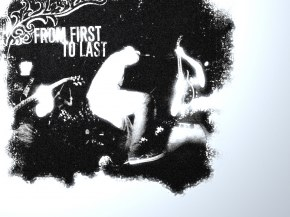 From First To Last - Фоны и Обои группы