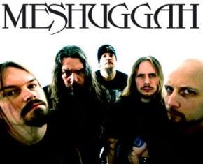 Meshuggah завершили запись 7-го альбома