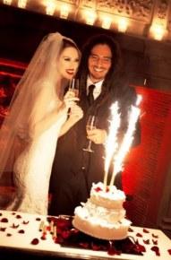 Гитарист Korn женился - подробности свадьбы