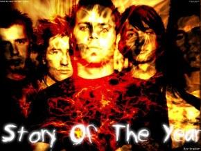 Story of the Year - История и Биография группы + Фото
