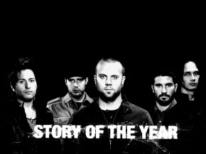 Story Of The Year - Фоны и Обои группы на рабочий стол