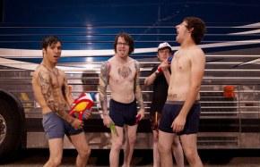 Fall Out Boy - История \ Биография + Фото группы