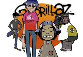 Gorillaz - История и Биография группы + Фото