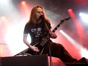 Алекси Лайхо - История  Биография музыканта Children Of Bodom