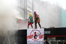 Группа Pussy Riot - История  Биография группы + Фото