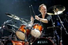Ларс Ульрих - История  Биография ударника группы Metallica