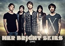 Шведы Her Bright Skies анонсировали тур по СНГ