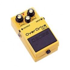 Овердрайв - Обзор эффекта для гитары OverDrive