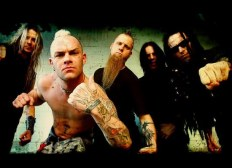 Five Finger Death Punch - История  Биография + Фото группы