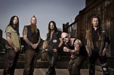 Five Finger Death Punch - История  Биография + Фото группы