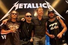 Metallica возьмутся за новый альбом осенью