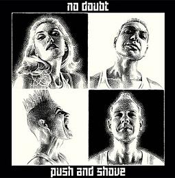 No Doubt обнародовали обложку и треклист своего нового альбома