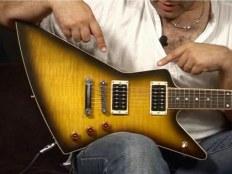 Гитара Gibson Explorer - Обзор инструмента + Фото