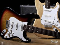 Фендер Стратокастер - Обзор гитары + интересные факты