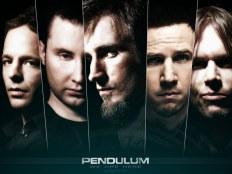 Pendulum - Фоны  Обои группы  Картинки