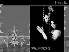 Lacrimosa - Фоны и Обои группы на рабочий стол