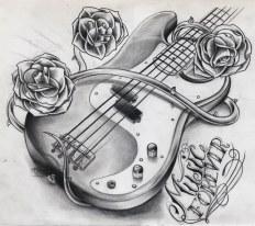 Как настроить бас гитару? Пособие музыкантам