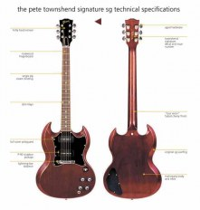 Gibson SG Special - Обзор гитары