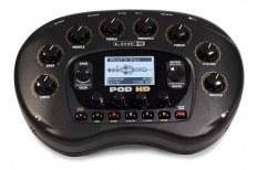 Line 6 POD HD300 - Обзор гитарного процессора