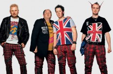 Sex Pistols - История группы  Биография + Фотографии