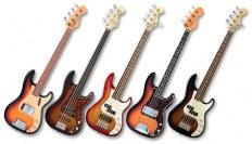 Fender Precision Bass - Обзор инструмента