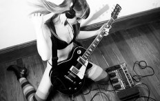 Расположение нот на гитаре. Советы гитаристам