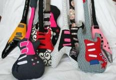 Формы гитар. Обзор линии всех производителей