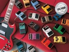 Гитарные примочки. Обзор всех аналоговых эффектов для гитары