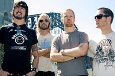Foo Fighters - История  Биография группы + Фото