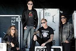 Metallica работают над 10-м альбомом