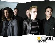 Yellowcard - Фоны и Обои группы